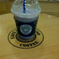 Photo taken at EDIYA COFFEE by MK K. on 10/12/2011