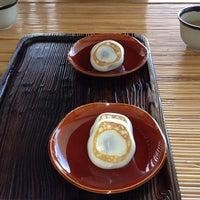 Photo taken at へんば餅 宮川店 by Yukaz135i on 8/19/2012