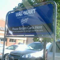 Photo taken at Walmart by Todd A. on 8/9/2011