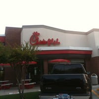 Photo taken at Chick-fil-A by TJ S. on 5/30/2011