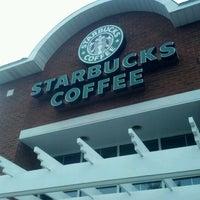 Photo taken at Starbucks by Tisa F. on 9/16/2011