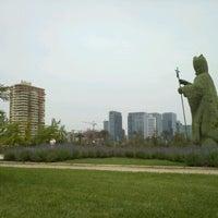Das Foto wurde bei Parque Juan Pablo II von Arnaldo G. am 11/13/2011 aufgenommen