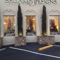 Photo Taken At Ballard Designs By ITP4ME On 1 4 2012
