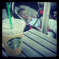 Photo taken at Starbucks by Derek B. on 9/1/2012