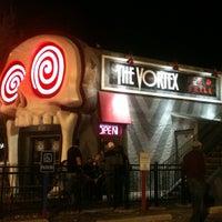 11/14/2011 tarihinde Sergio R.ziyaretçi tarafından The Vortex Bar & Grill'de çekilen fotoğraf
