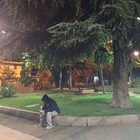 Photo taken at Plaza Del Aprendiz by Cristobal E. on 5/9/2012