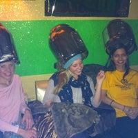 Photo taken at Beauty Bar by Sammy T. on 3/7/2012