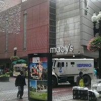 Photo taken at Macy's by Jn Francois P. on 10/14/2011