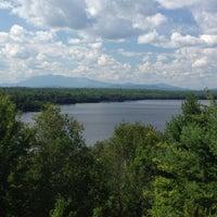 Photo taken at Mount Katahdin by Rob W. on 8/14/2012