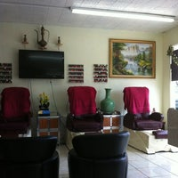 Photo taken at Kelly's Nails by Traci A. on 7/26/2011