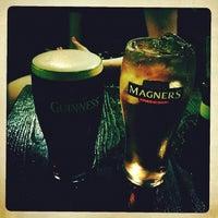 Photo taken at The Michael Collins Irish Pub by Emre E. on 7/19/2012
