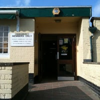 Photo taken at Enham Club by Brook on 3/20/2011