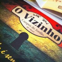 Foto tirada no(a) O Vizinho por Guilherme V. em 6/16/2012