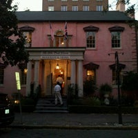 Photo taken at Olde Pink House Restaurant by Ray S. on 11/14/2011