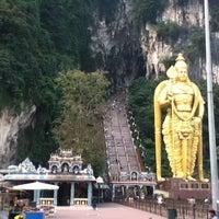 Photo taken at Batu Caves by Varun on 8/11/2012