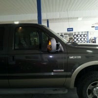 Photo taken at Bartow Ford Co. by Stephanie H. on 3/10/2012