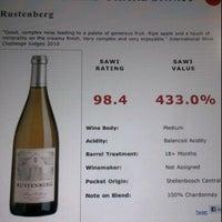 Photo taken at Rustenberg Wines by David M. on 8/14/2011