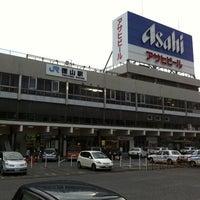Photo taken at Tokuyama Station by Phonon_ on 8/24/2011