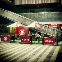 Photo taken at Costa Coffee by Martin Š. on 7/21/2012
