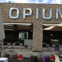 Photo taken at Opium by Gema Llopis @. on 12/6/2011