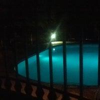 Photo taken at Pool by Katemari R. on 9/24/2011