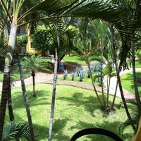Photo taken at Costa Club Punta Arena Hotel by Julien S. on 8/27/2011