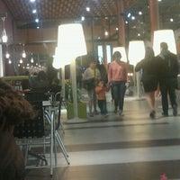 Photo taken at Al Mazar Mall - Carrefour Marrakech by Anwaar B. on 4/27/2012