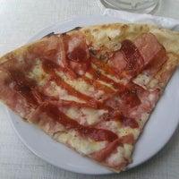 Photo taken at Caribic Pizza by Miloš on 10/12/2011