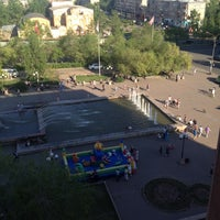 Photo taken at Тайга by Egor G. on 6/13/2012