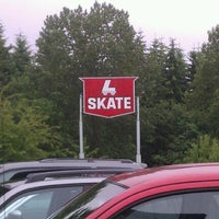 Photo taken at Everett Skate Deck by Jessica F. on 6/23/2012