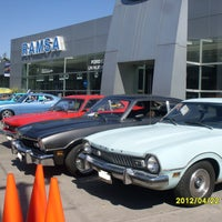 Photo taken at Ford Andrade by Maverick M. on 5/18/2012