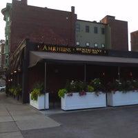 Photo taken at Amrheins Restaurant by Gina P. on 7/21/2011