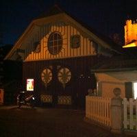 Photo taken at Kurpark/Pavillon Seefeld by Julia L. on 11/18/2011