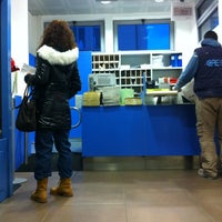 Photo taken at Poste Italiane by Antonio M. on 12/16/2011