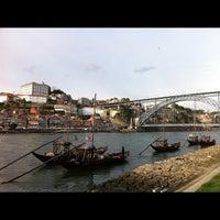Photo taken at Ponte Dom Luís I by Marta M. on 4/7/2012
