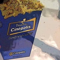 Photo taken at Cinépolis by Alexpider on 3/31/2012