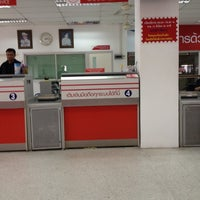Photo taken at Khon Kaen Post Office by Loneliize m. on 4/11/2012