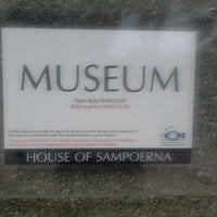 Photo taken at House of Sampoerna by Adhi S. on 1/21/2012