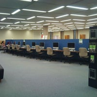 Photo taken at Social Sciences & Humanities Library by Samuel T. on 3/5/2011