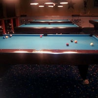Photo taken at Baluka Billiards and Lounge by Matt B. on 10/22/2011