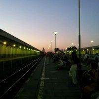 Photo taken at Estación Retiro [Línea Belgrano Norte] by Carlos M. on 1/5/2012