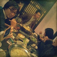 Photo taken at 個室割烹居酒屋 大人輝 by ittoku3 on 12/28/2011