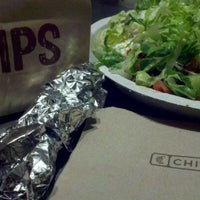 Photo taken at Chipotle Mexican Grill by MAN on 12/13/2011