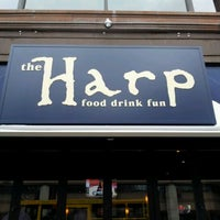 Photo taken at The Harp by Marshall S. on 1/22/2012