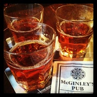 Photo taken at McGinley's Pub by Lena A. on 9/11/2012