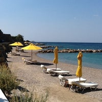 Photo taken at Grand Resort Lagonissi by Sergey S. on 9/7/2012