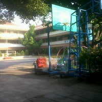 Photo taken at Tarakanita 3 by Nova P. on 7/16/2012