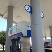 Photo taken at Chevron by Jeremy C. on 6/29/2012
