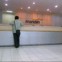 Photo taken at Mandiri by Michael R. on 2/24/2012