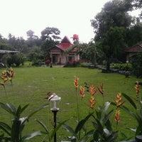Photo taken at Hotel Taman Aer by Emma B. on 1/6/2012